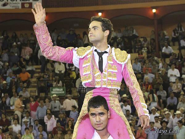 Juan Pablo mantiene su racha triunfal