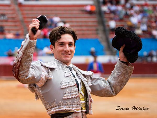 Diego Emilio ratifica sus cualidades