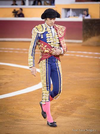Joselito pasea la �nica oreja en Juriquilla
