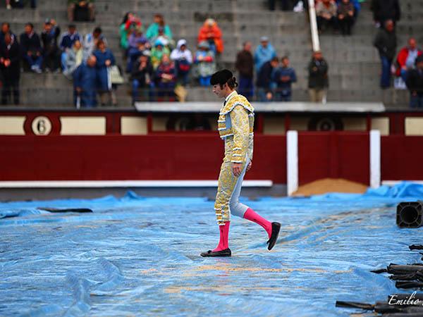 El Payo se queda sin torear en Madrid