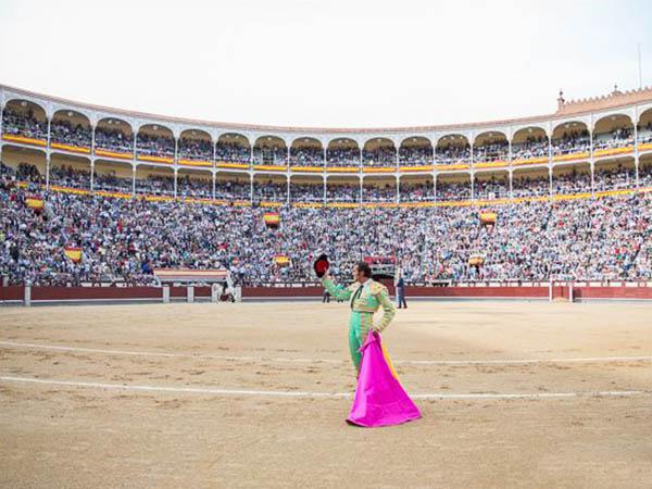 David Mora se cubre de gloria en Madrid