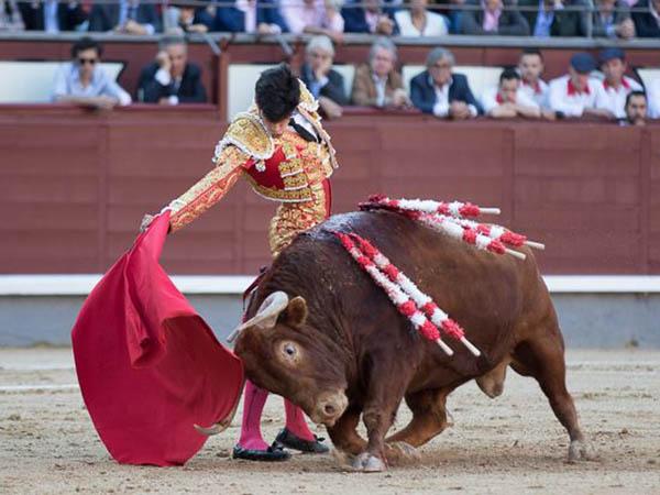Destellos de L�pez Sim�n en Madrid