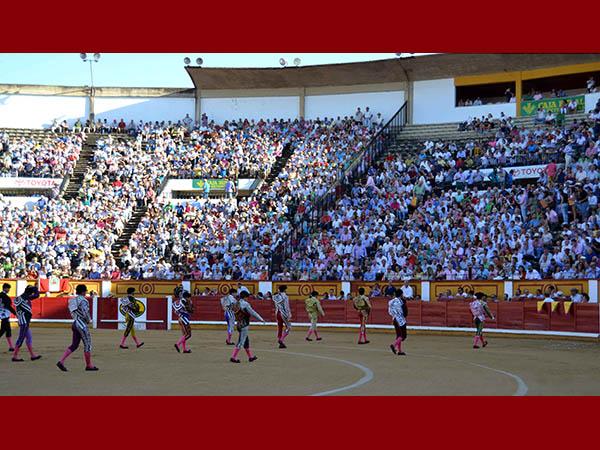 El Juli triunfa con rotundidad en Badajoz