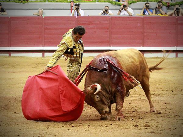 Joselito y Fortes, a hombros en Burgos