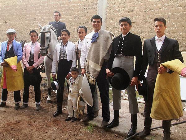 Triunfal tercera vacada en Tlaxcala