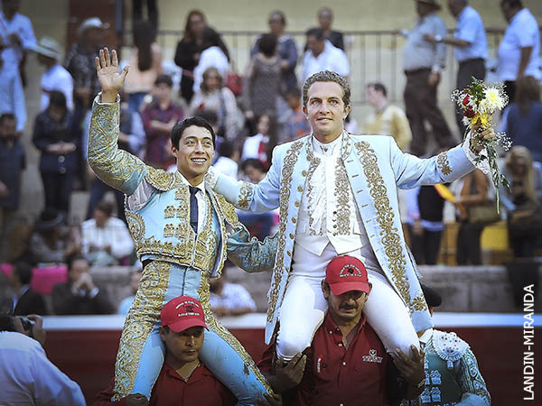 Emotiva corrida en San Miguel el Alto